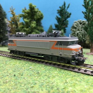 Locomotive BB22270 SNCF-N 1/160-MINITRIX 16005