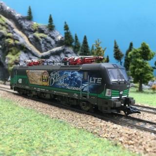 Locomotive Vectron BR 193 ELL / LTE Ep VI digital son 3R-HO 1/87-MARKLIN 36183