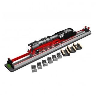 Banc d'essai 50 cm pour locomotive-HO 1/87-PROSES RR-HO-01