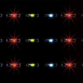Guirlande lumineuse 30 Leds-HO 1/87-FALLER 180649