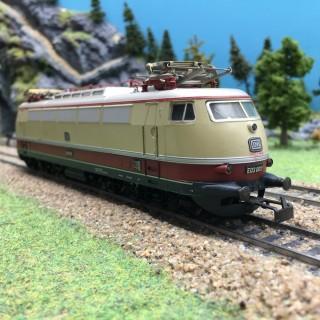 Locomotive BR E03 002 DB Hamo-HO 1/87-MARKLIN DEP196-020