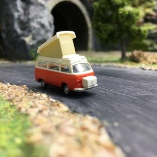 "VW T2 Bay Window Westfalia ""Nuremberg 2018""-N 1/160-MINIS LC3889"