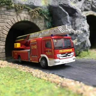 IVECO Magirus DLK 32 Pompiers-HO 1/87-RIETZE 72802