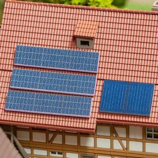 Panneaux solaires-HO 1/87-FALLER 272916