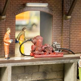 Pompe de drainage-HO-1/87-NOCH 13752