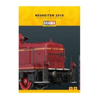 Catalogue BRAWA Nouveautés 2019 58 pages - BRAWA