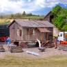 Cabane de chantier-HO 1/87-VOLLMER 45728