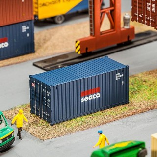 Container Seaco 20'-HO 1/87-FALLER 180835