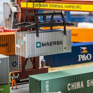 Container Maersk 20'-HO 1/87-FALLER 180820