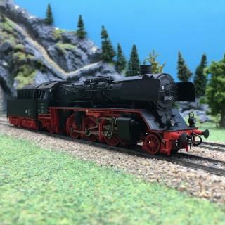 Locomotive BR 23 001 DR Ep III digital sound-HO 1/87-ROCO 72255