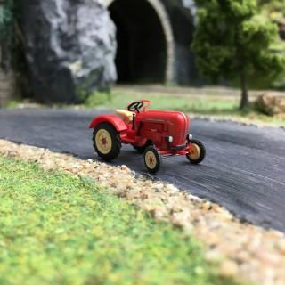 Tracteur Porsche Junior K -HO-1/87-BUSCH 50000