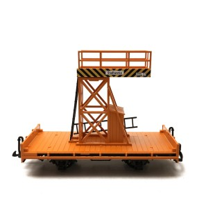 Wagon plateforme travaux train de jardin-G 1/22.5-LGB 45306