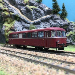 Voiture Railbus VB 98 034 DB Ep III 3R-HO 1/87-MARKLIN 41988