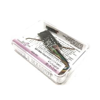 Décodeur standard avec câble prise 8 broches-ZIMO MX600R