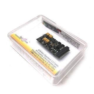 Décodeur Sonore HO 21 MTC-ZIMO MX644D