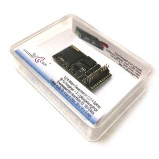 Décodeur Sonore HO Plux 22-ZIMO MX645P22