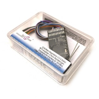 Décodeur Sonore 11 fils sans broche-ZIMO MX645