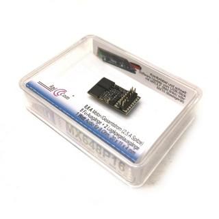 Décodeur Sonore miniature Plux 16-ZIMO MX648P16