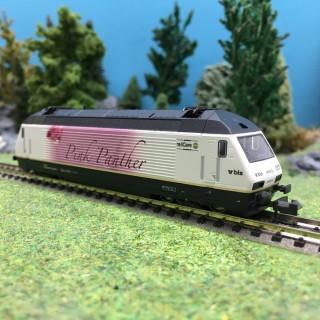 Loco Re 465 Pink Panther Ep V BLS-N 1/160-Kato 137122