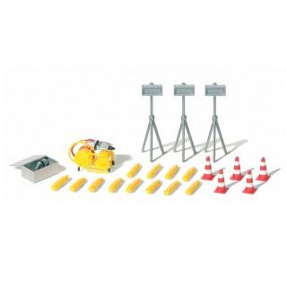 Accessoires de chantiers-HO-1/87-PREISER 31028