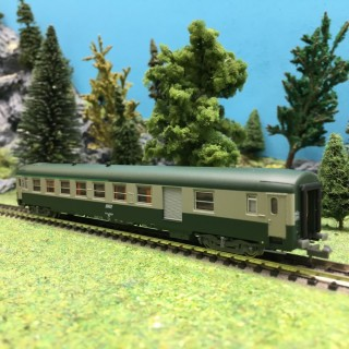 Voiture B5Dd2 UIC Ep V SNCF-N 1/160-REE NW149