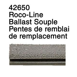 Pentes de remblai de remplacement-HO 1/87-ROCO 42650