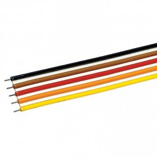 Câble plat à 5 pôles 0.7mm x 10m-ROCO 10625
