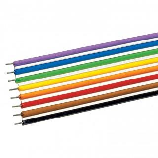 Câble plat à 8 pôles 0.7mm x 10m-ROCO 10628