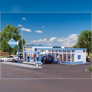 Station Service ARAL-HO 1/87-KIBRI 38544