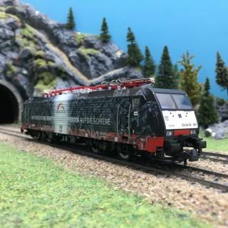 Locomotive ES 189 997-0 MRCE TX Logistique digital son 3R-HO 1/87-ROCO 79107