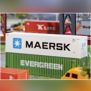 Container Maersk 40'-HO 1/87-FALLER 180847