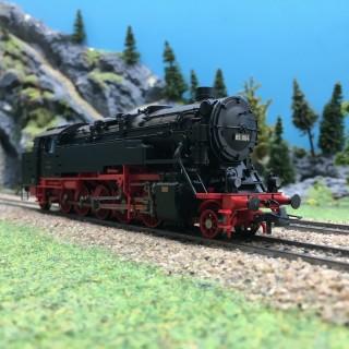Locomotive BR 85 004 DRG Ep II digital son 3R-HO 1/87-ROCO 78193