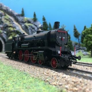 Locomotive Classe 78 4110 Ep III OBB-HO 1/87-ROCO 72124