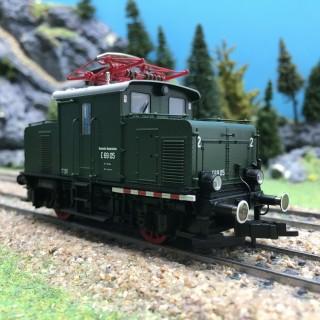 Locomotive E69 05 DB Ep III-HO 1/87-FLEISCHMANN 430004
