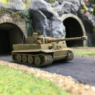 Tank Tiger 1 - 2 Tonnes-HO 1/87-ARTITEC 387247