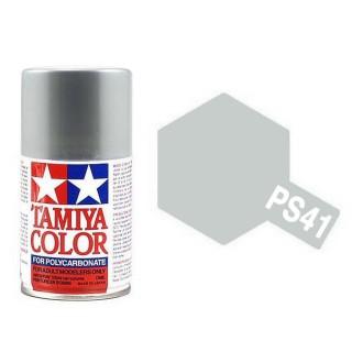 "Argent ""lumineux"" Polycarbonate Spray de 100ml-TAMIYA PS41"