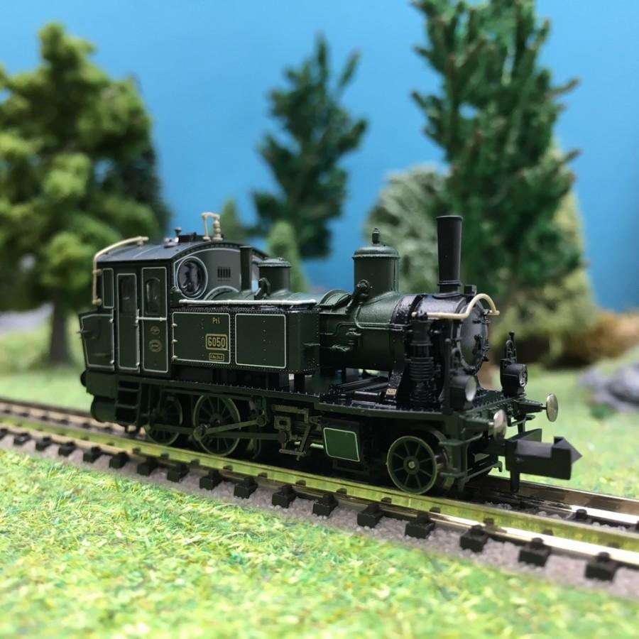 Locomotive Pt 2/3 K bay Sts B Ep I-N-1/160-FLEISCHMANN 707005