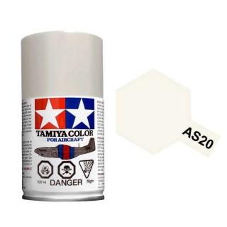 "Blanc ""Insigne"" US Navy Spray de 100ml-TAMIYA AS20"