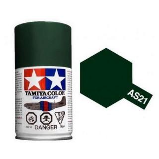 Vert Foncé 2 (IJN) Spray de 100ml-TAMIYA AS21