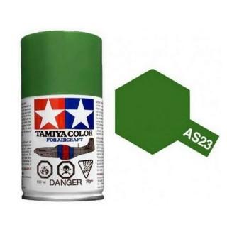 Vert clair (Luftwaffe) Spray de 100ml-TAMIYA AS23