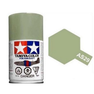 Gris / Vert (IJN) Spray de 100ml-TAMIYA AS29
