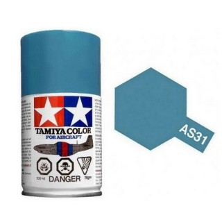 Gris Océan 2 (RAF) Spray de 100ml-TAMIYA AS31