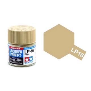Bois (parquet) tanné mat pot de 10ml-TAMIYA LP16