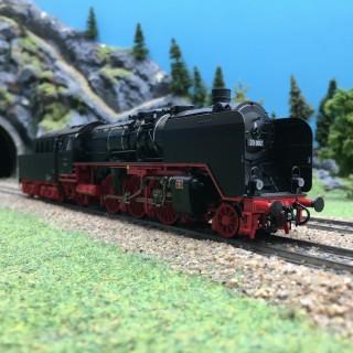 Locomotive BR 23 002 Ep III DB digital son 3R-HO 1/87-ROCO 79019