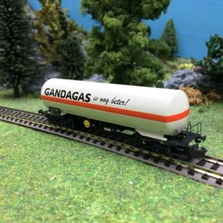 Wagon citerne GANDAGAS SncB Ep V et VI-N 1/160-ARNOLD HN6420