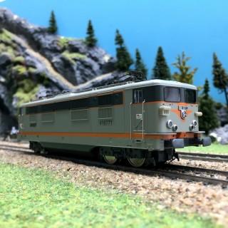 "Locomotive BB 16771 ""Béton"" Ep IV SNCF-HO 1/87-VITRAIN 2222"