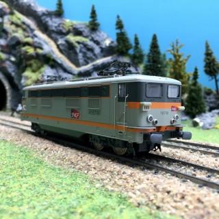 "Locomotive BB 16749 ""Béton"" Ep V SNCF-HO 1/87-VITRAIN 2223"