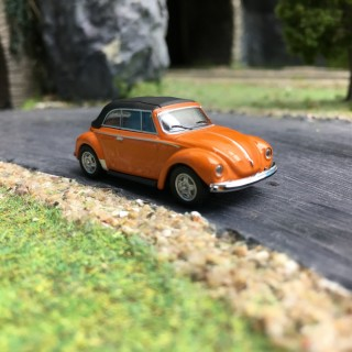 VW Coccinelle convertible-HO 1/87-SCHUCO SCCOXC
