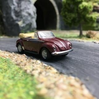 VW Coccinelle cabriolet-HO 1/87-SCHUCO SCCOXCAB