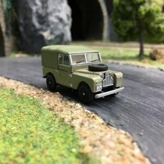 Land Rover-HO 1/87-SCHUCO SCLR